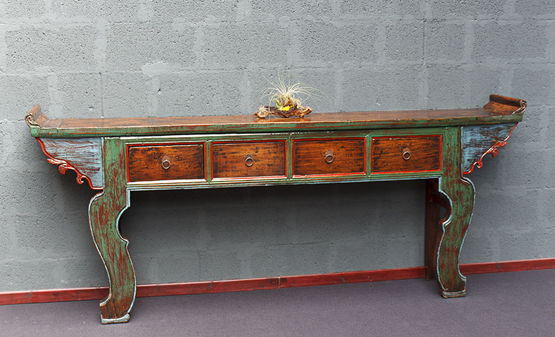 grosses china altar sideboard