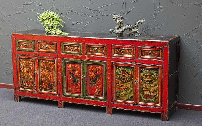 feng shui sideboard, china möbel
